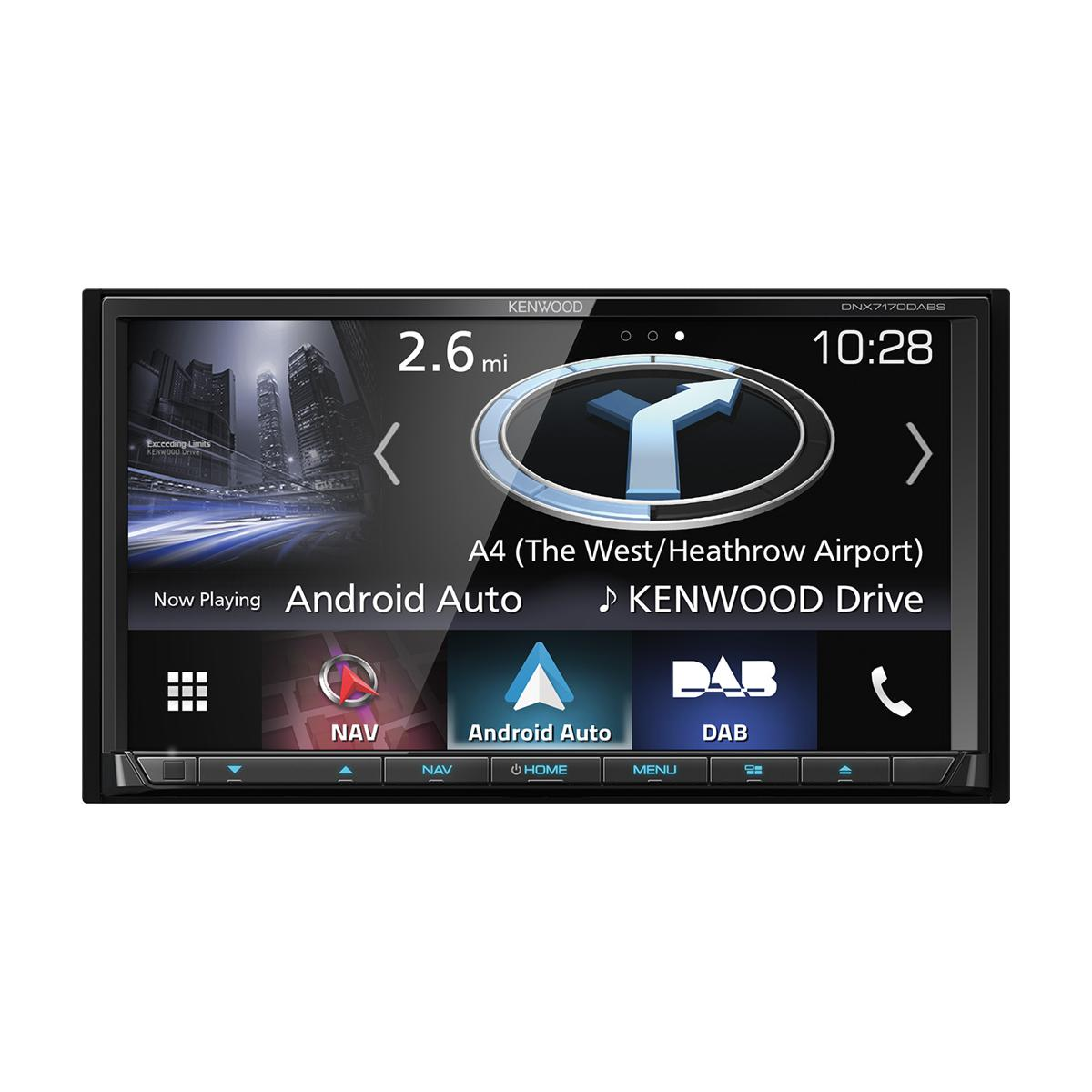 Fixed Sat Nav Kenwood DNX-7170DABS 2
