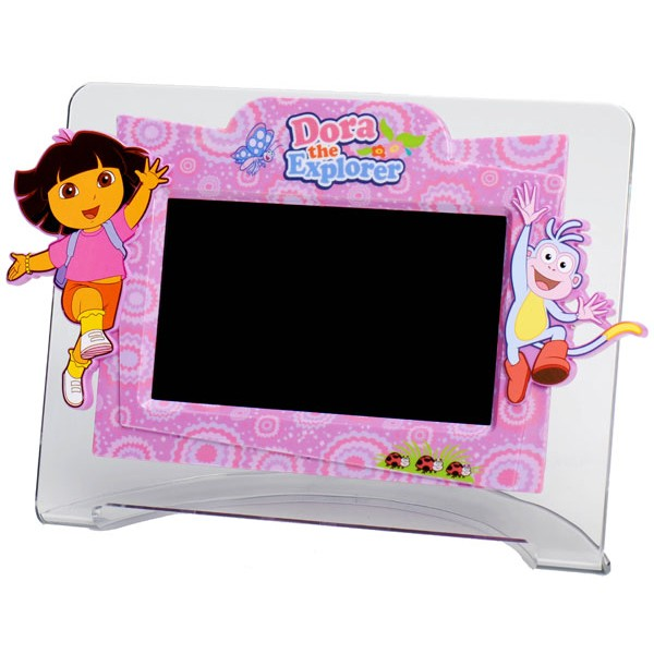 In phase dorathe explorer 7 inch digital photoframe dpf 1 dora the e in phase dpf 1 dora the explorer digital photo frame solutioingenieria