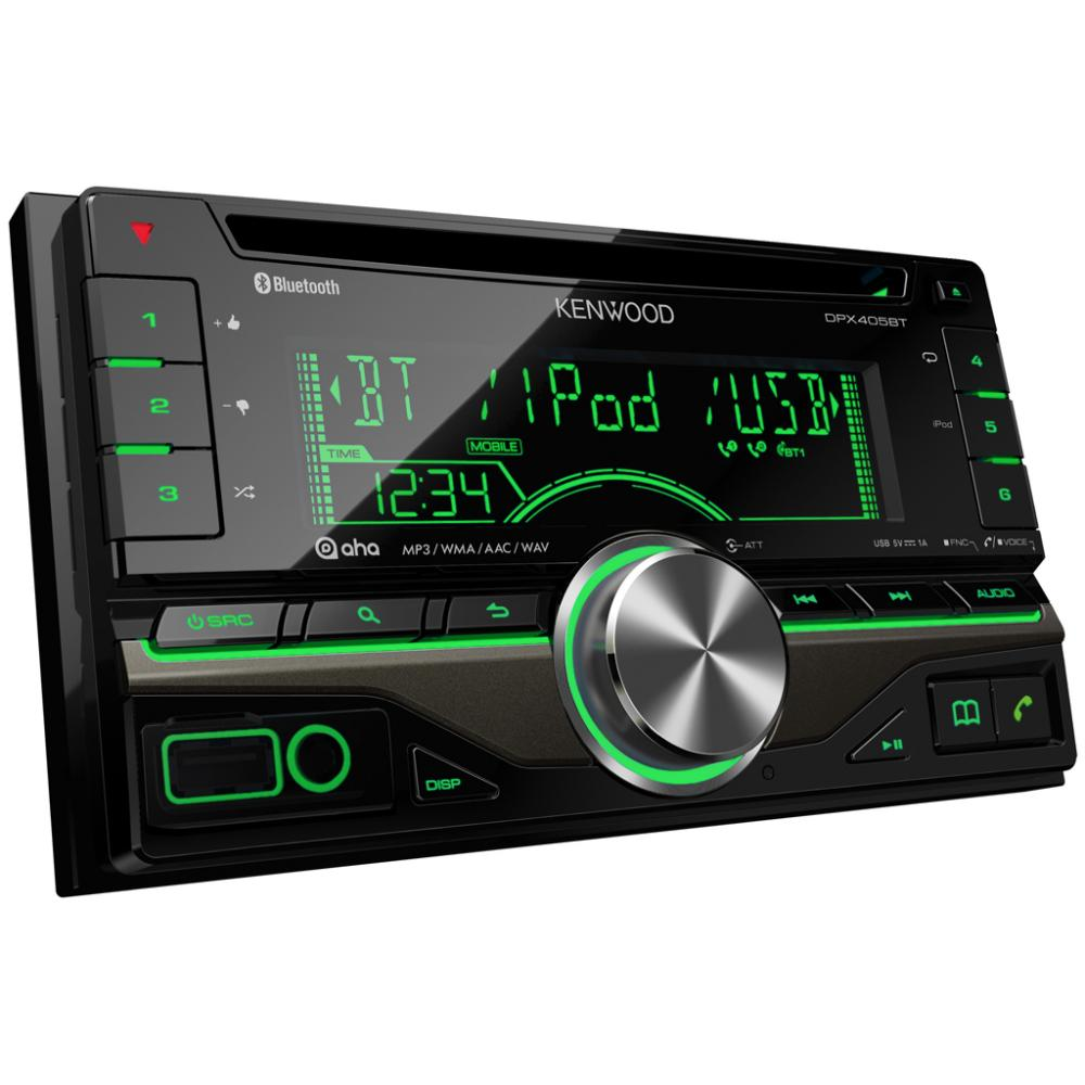 CD/MP3 Player Kenwood DPX-405BT 1