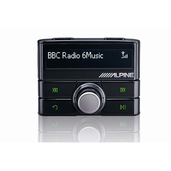 DAB Car Radio Alpine EziDAB