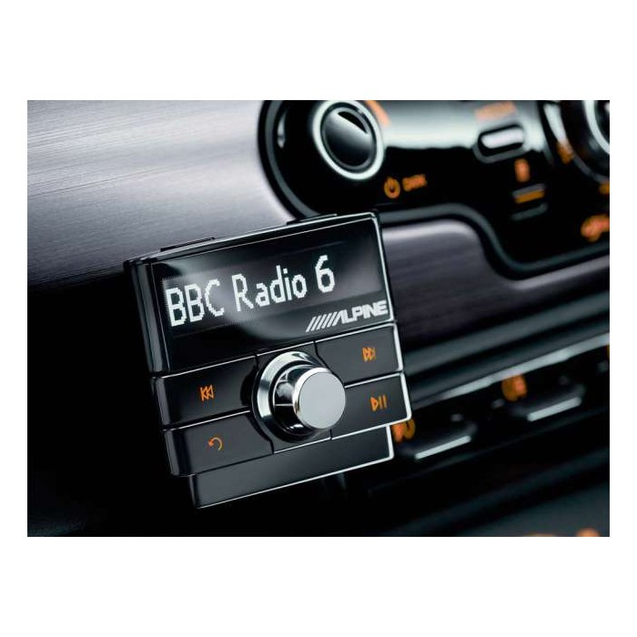 DAB Car Radio Alpine EziDAB 2