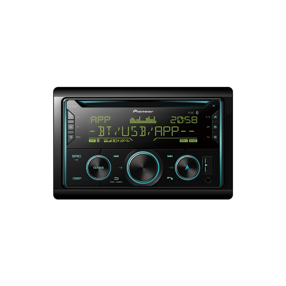 iPhone Compatible Pioneer FHS720BT