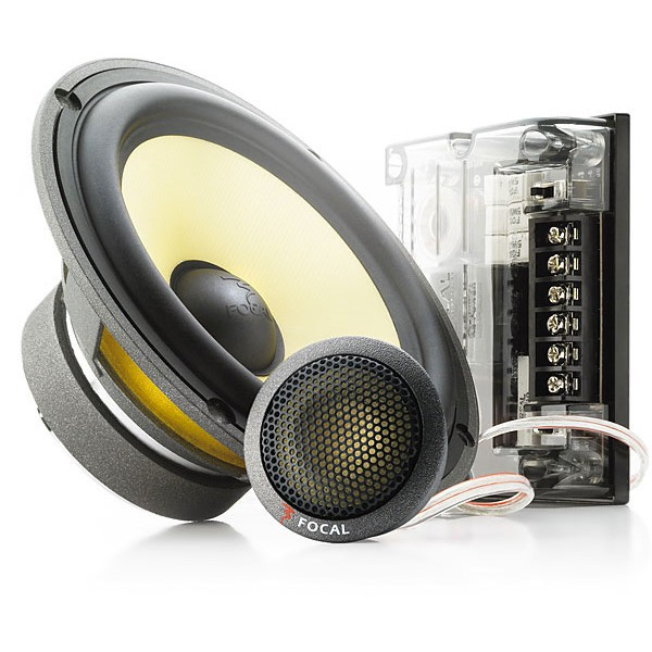 Car Speakers Focal 165KR