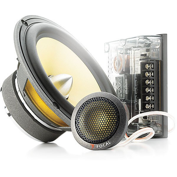 Car Speakers Focal 165KR2