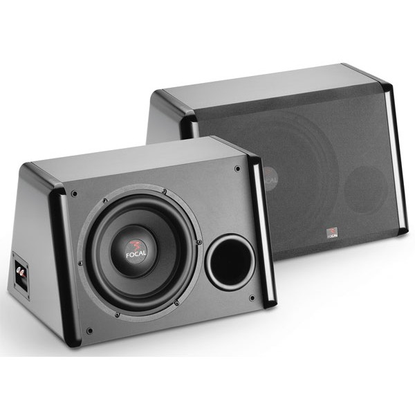 Enclosed Subwoofers Focal SBOX27V1