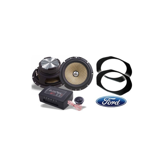 Car Specific Upgrades In Phase XTC6CX Ford Focus Speaker Upgrade System