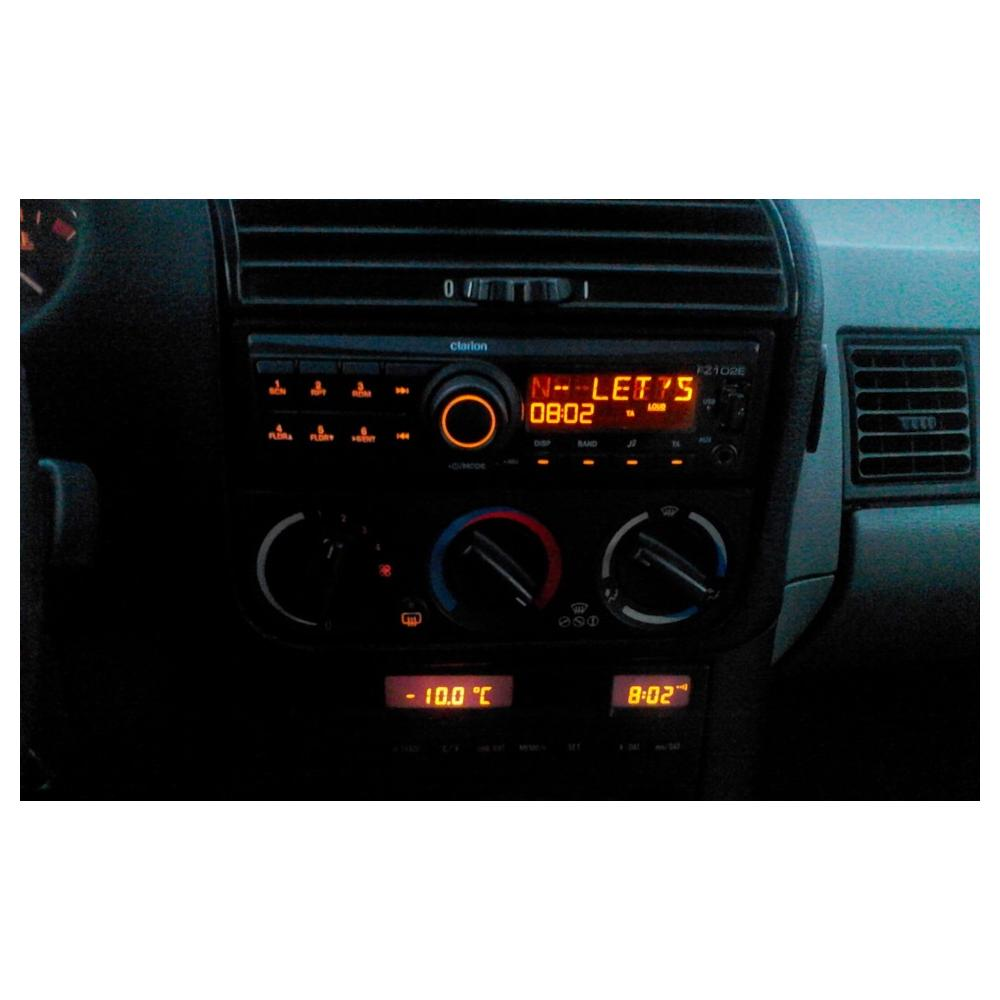 Car stereos with bluetooth and usb