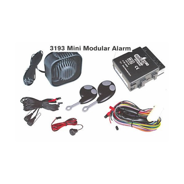 Cobra g modular alarm immobiliser system from c