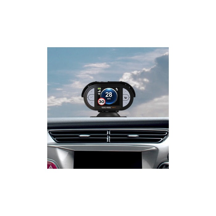 Speed Camera Detectors Road Angel Gem Plus 2