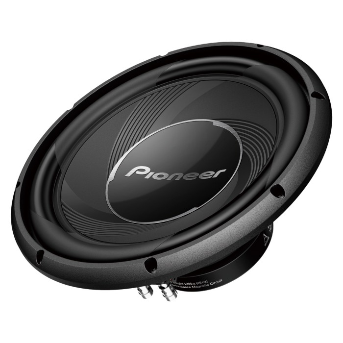 Enclosed Subwoofers Pioneer GXT-3730B-SET 1