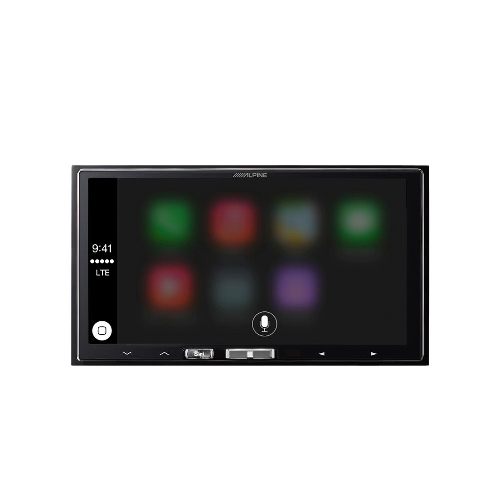 Double Din Screen Alpine Car Audio Systems iLX-700 2