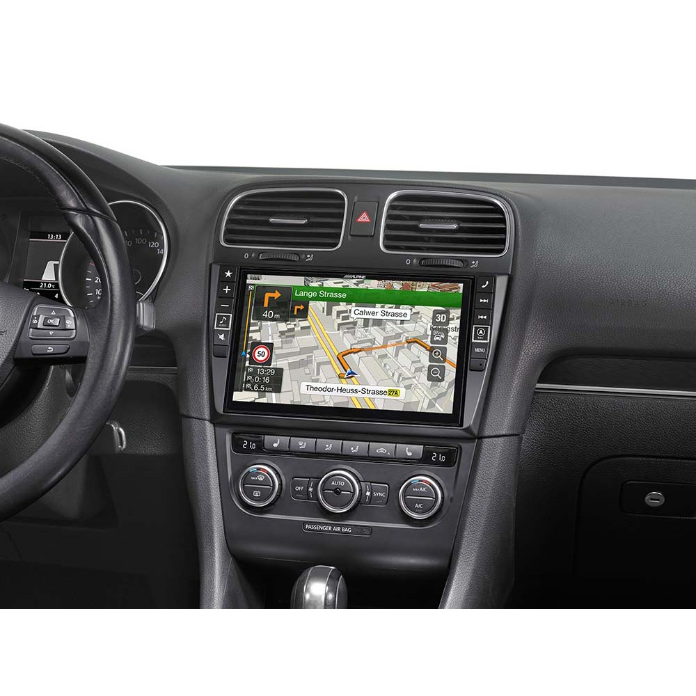 In Car Sat Nav Alpine Car Audio Systems X901D-G6
