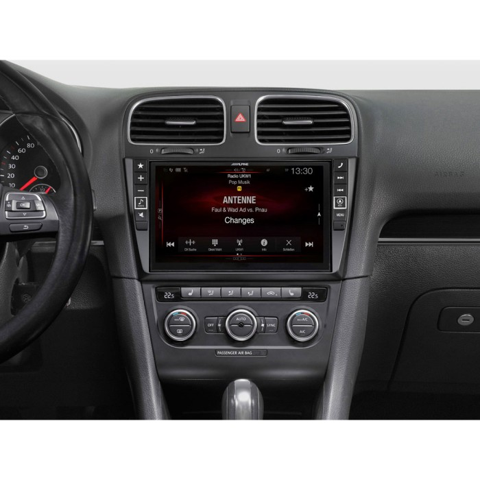In Car Sat Nav Alpine Car Audio Systems X901D-G6 2