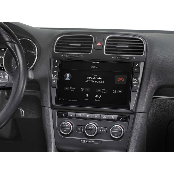 In Car Sat Nav Alpine Car Audio Systems X901D-G6 4