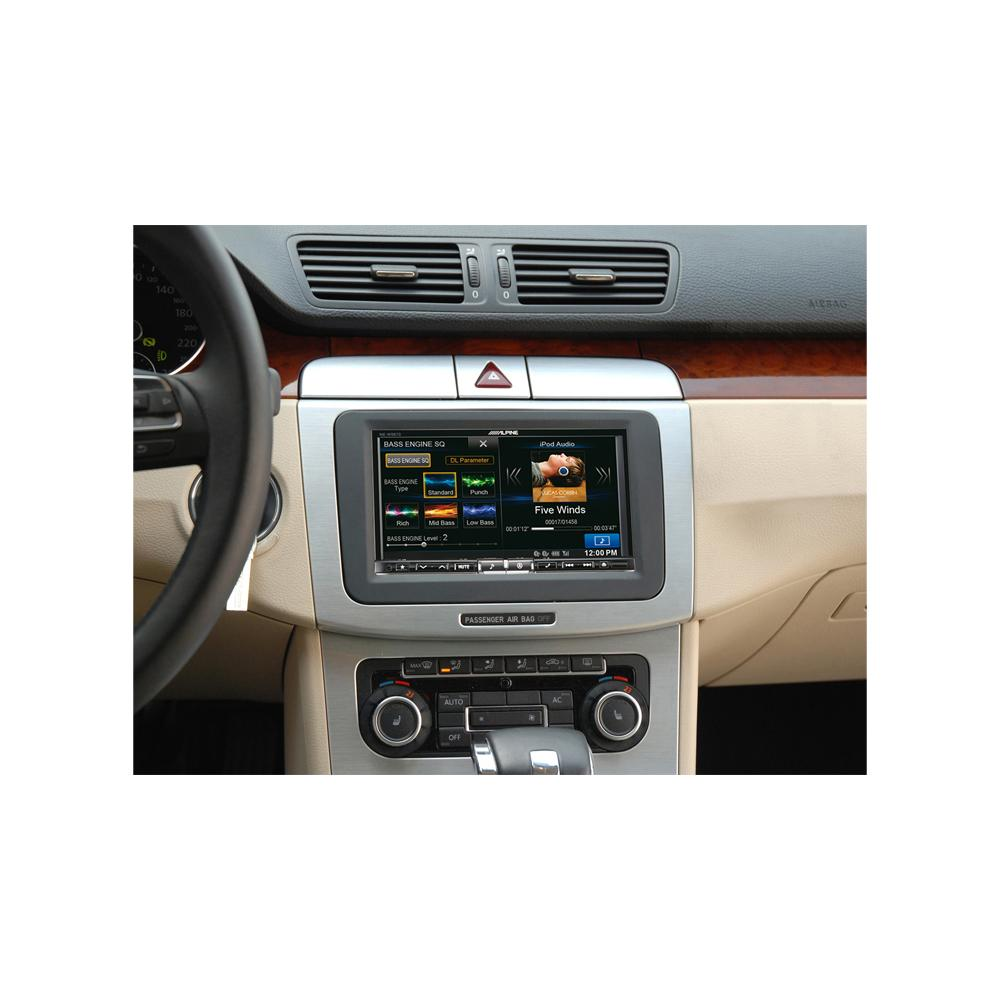 Double Din Screen Alpine Car Audio Systems INE-W987D 3