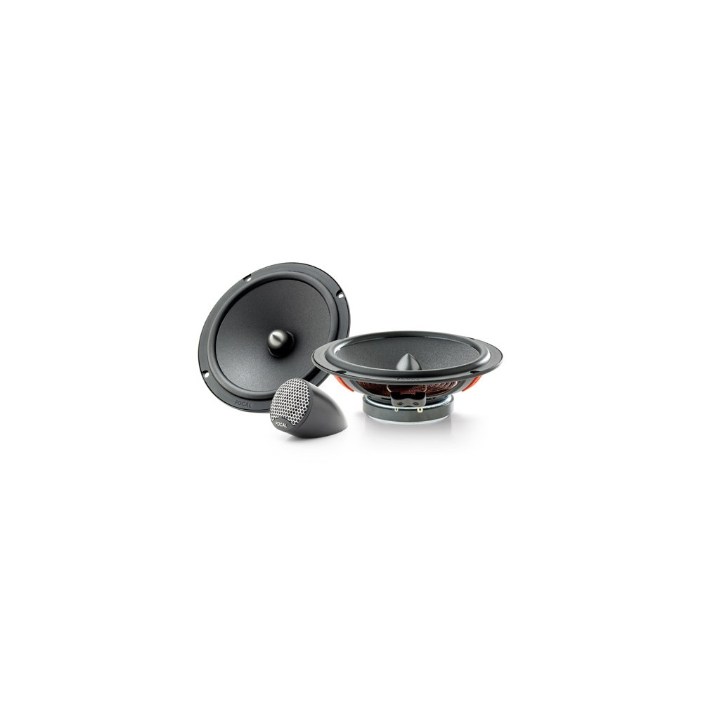 Car Speakers Focal Car Audio ISU165