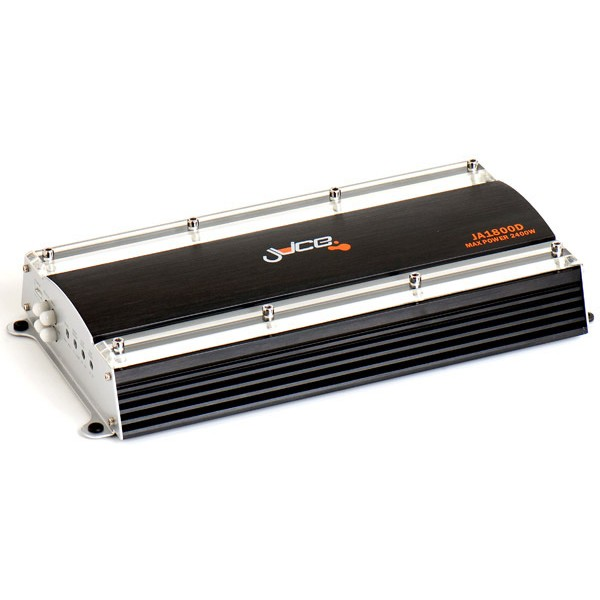 Monoblock / Digital (Class D) Amplifiers Juice JA1800D