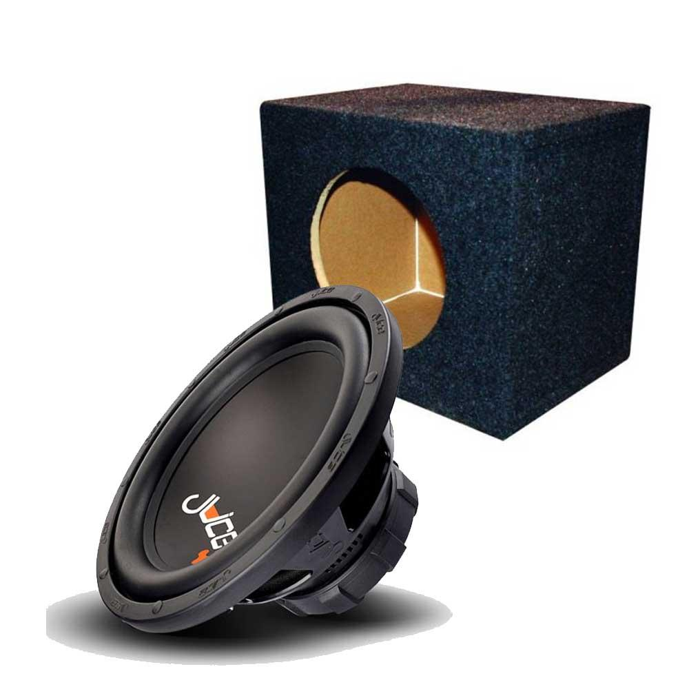 Sub and Amp Packages Juice Car Audio JS15  BX15S