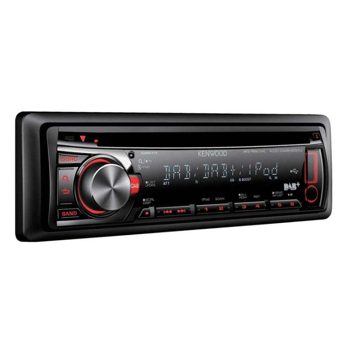 CD/MP3 Player Kenwood KDC-3051R 3