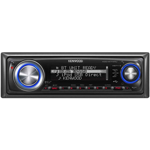 Aux in Kenwood KDC-W7141UY
