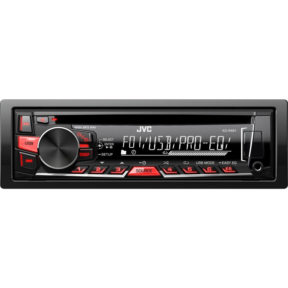kdr461 kd r461 cd mp3 car stereo front usb aux input jvc kd-r311 wiring diagram at webbmarketing.co