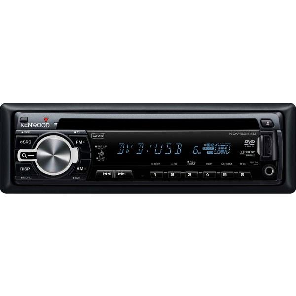 Kdv U on Kenwood Bluetooth Car Stereo