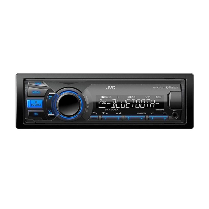 Made for iPod/iPhone JVC KD-X250BT
