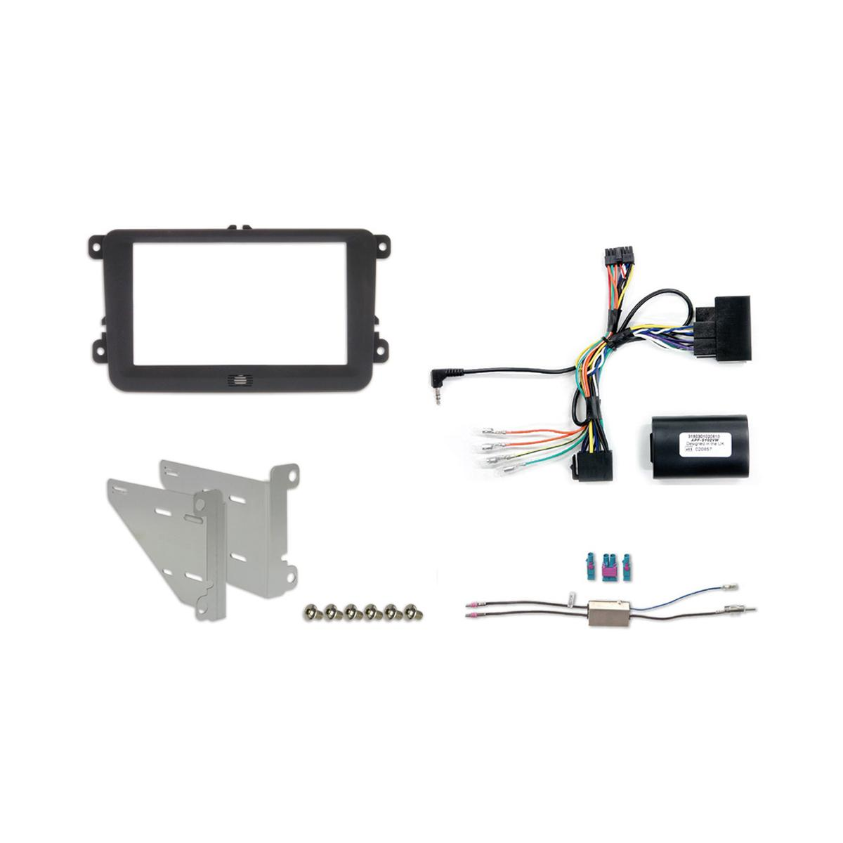 Car Specific Upgrades Alpine Car Audio Systems KIT-7VWPQ