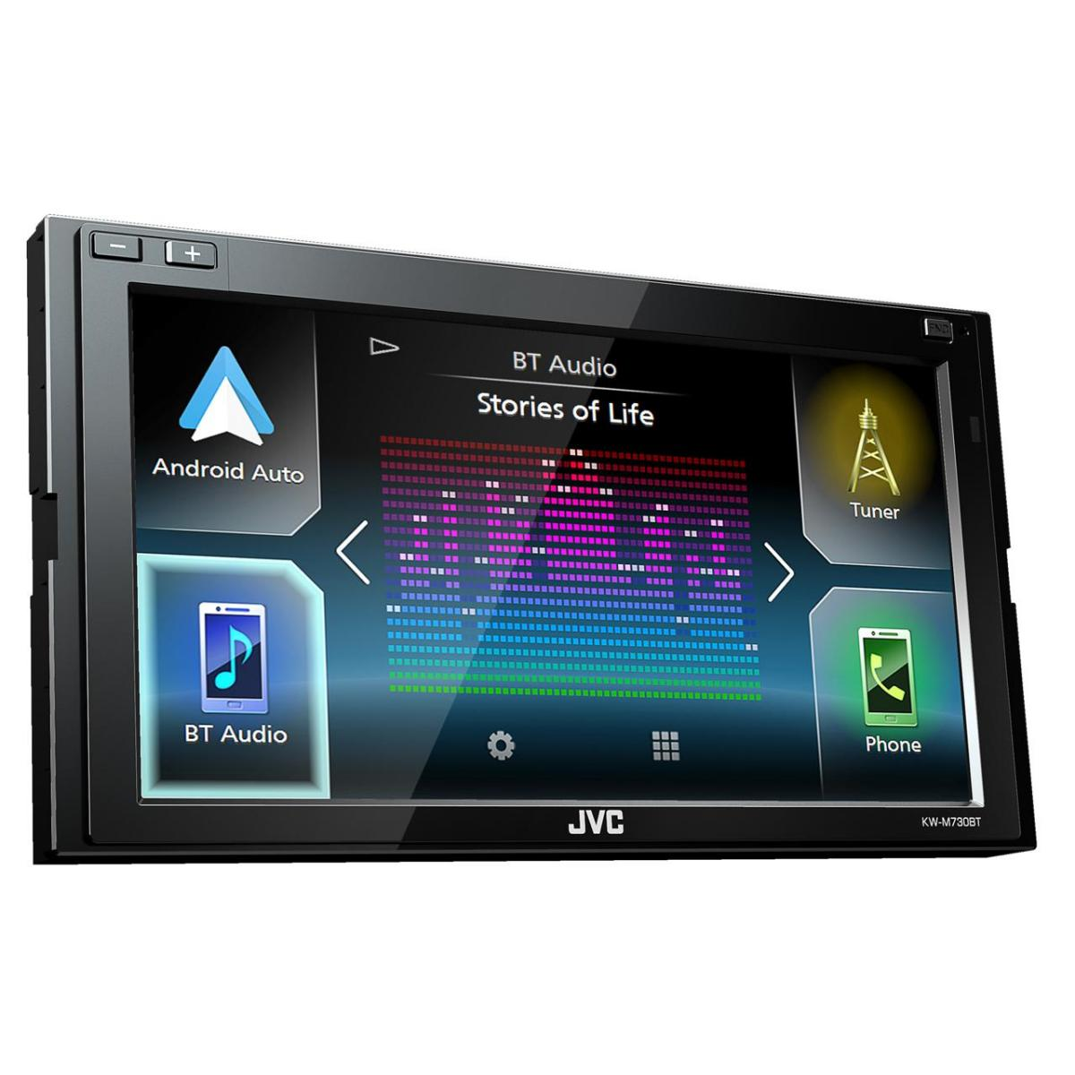 Apple Car Play JVC KW-M730BT
