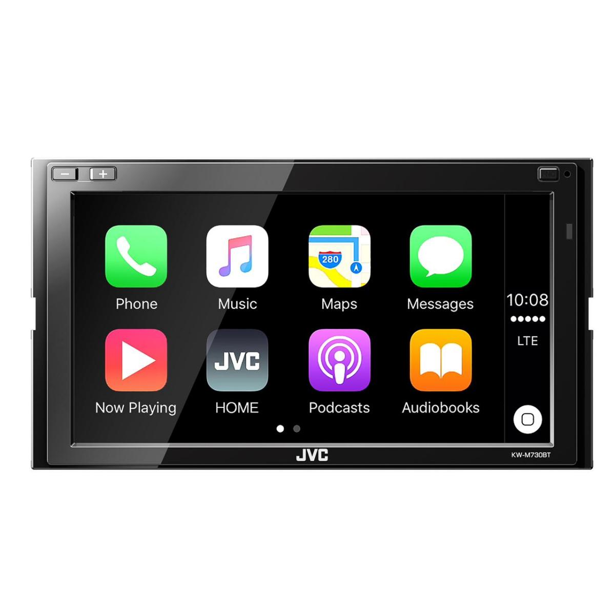 Apple Car Play JVC KW-M730BT 1