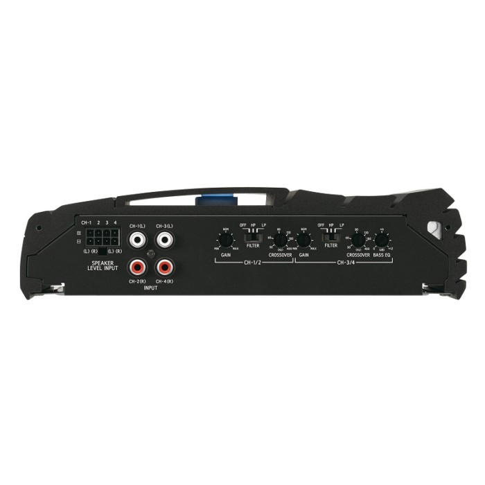 4 Channel Amplifiers Alpine MRX-F65 2