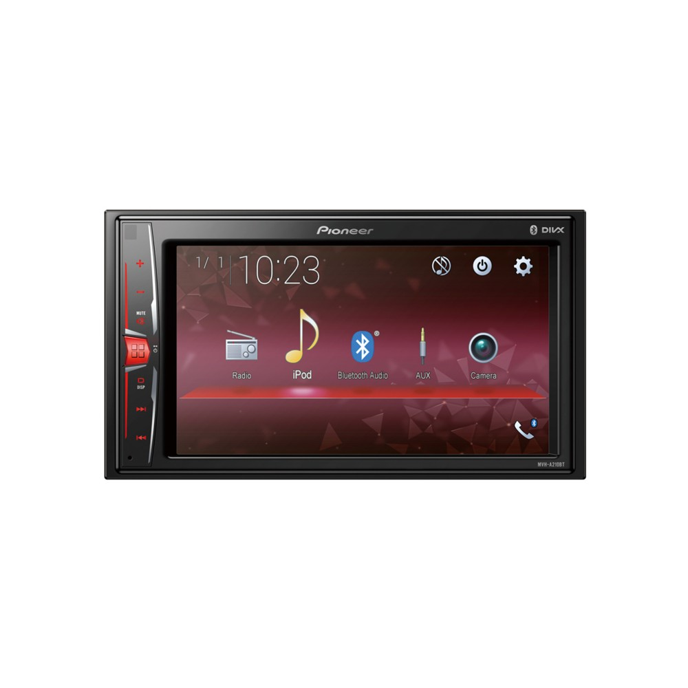 Double din screen Pioneer MVHA210BT