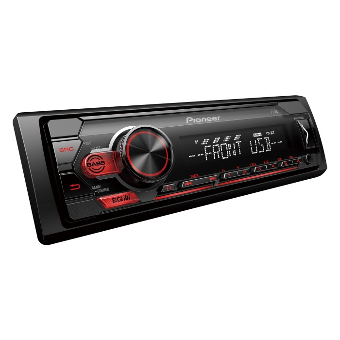Mechless Car Stereo Pioneer MVH-S120UB 1