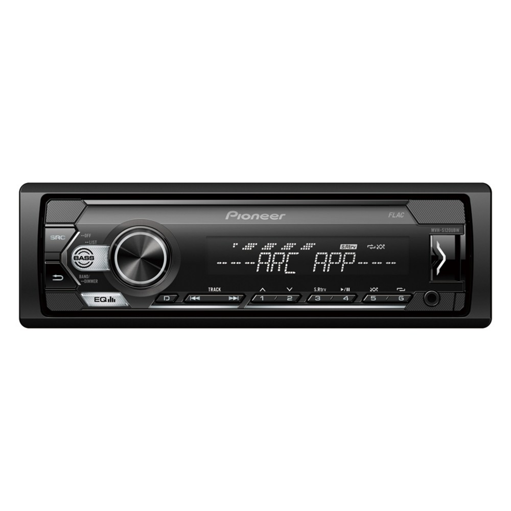 Mechless Car Stereo Pioneer MVH-S120UBW