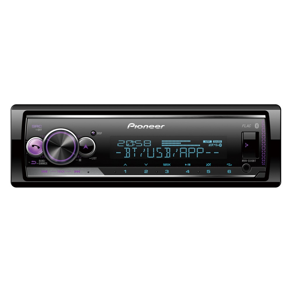 Mechless Car Stereo Pioneer MVH-S510BT