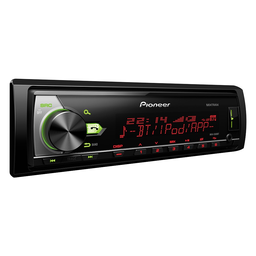 Aux in Pioneer MVH-X580BT