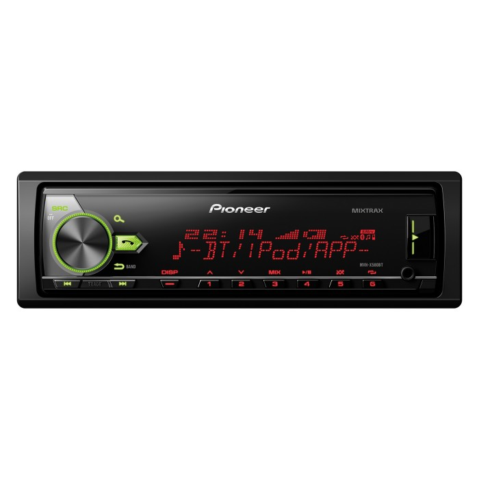 Aux in Pioneer MVH-X580BT 1