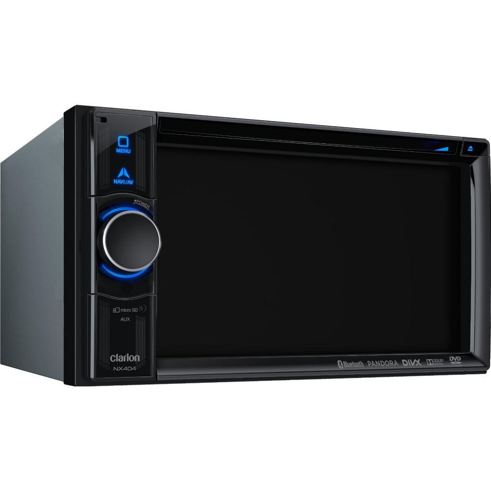 Nav: Clarion NX404e Multimedia Navigation Station