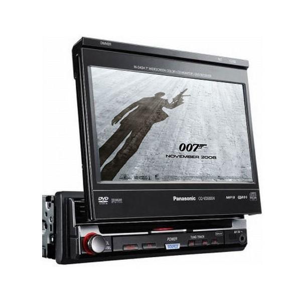 Panasonic Cqvd on Kenwood Car Stereo Product