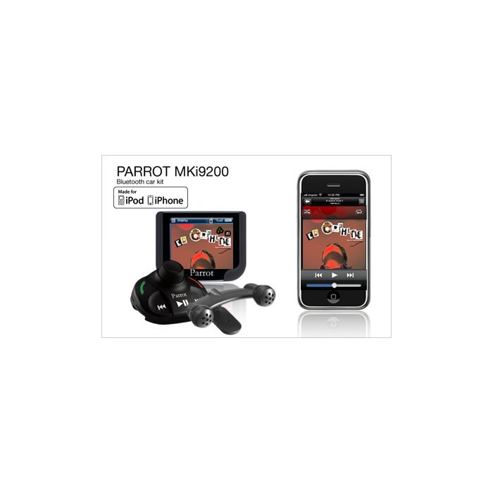 Handsfree Kits Parrot Bluetooth Kits MKI9200 2