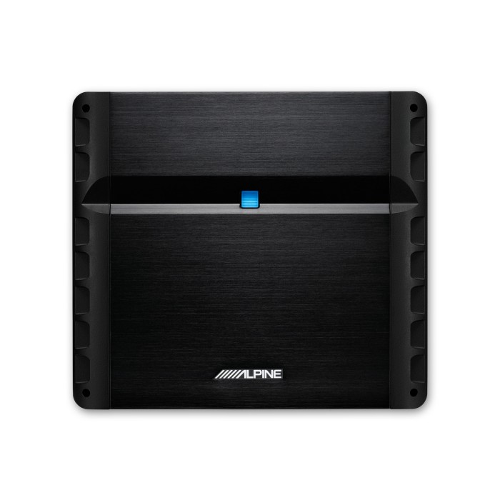 Alpine Car Audio Systems PMX-F640 4 channel amplifier 640 watts
