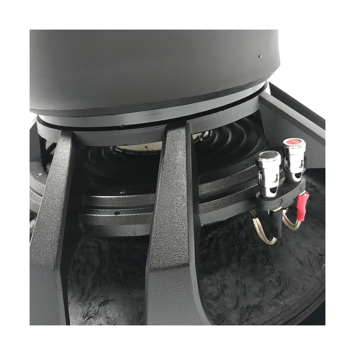 Sub Woofers In Phase Car Audio Powerdrive 15 3