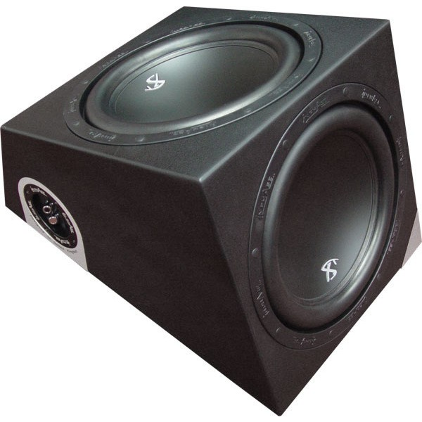 Enclosed Subwoofers In Phase PR10