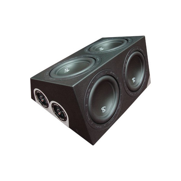 Enclosed Subwoofers In Phase PR210