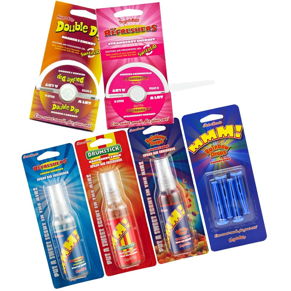 Car Care Swizzels Matlow PUMP IT