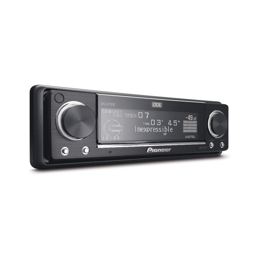 CD/MP3 Player Pioneer RS-D7RII 1