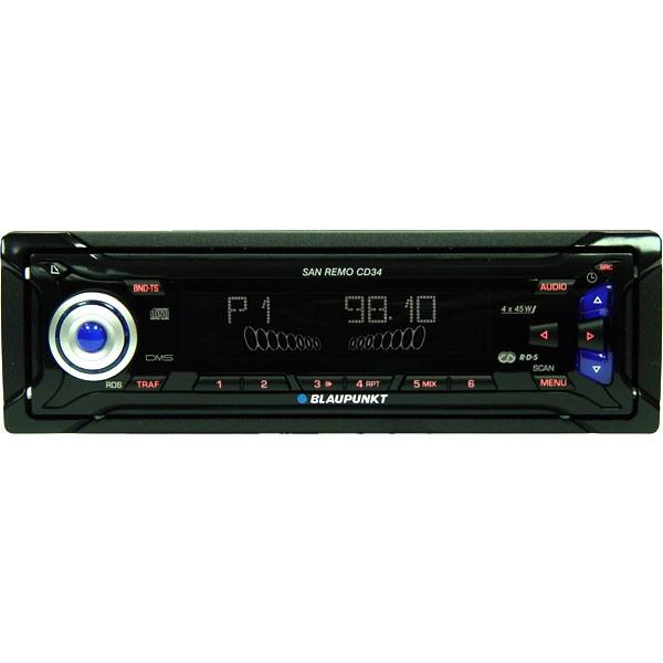 San Remo Cd34 Cd Car Stereo With Aux Inputrhcaraudiocentrecouk: Car Radio Cd At Gmaili.net