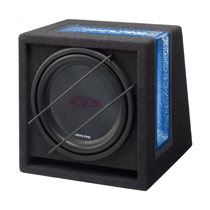 Enclosed Subwoofers Alpine SBG-844BR