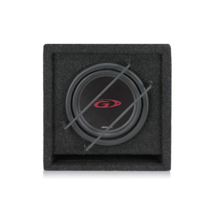 Enclosed Subwoofers Alpine SBG-844BR 1
