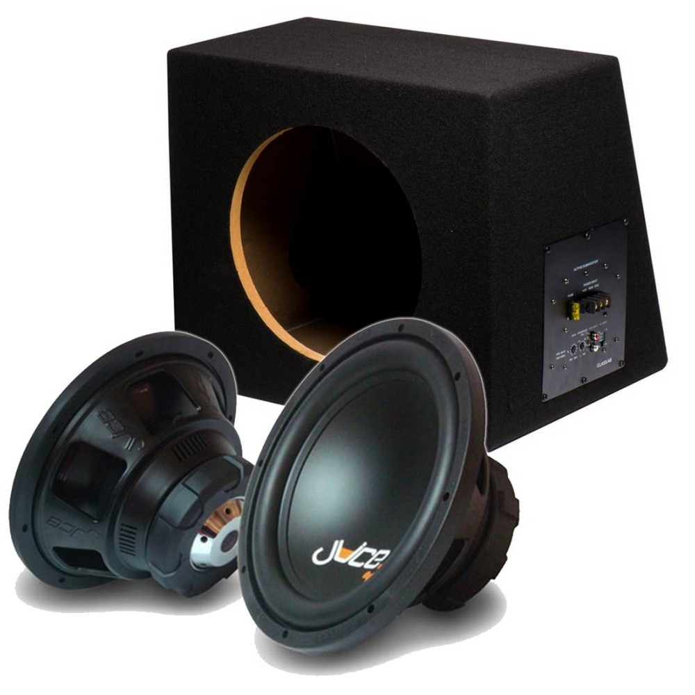 Sub Woofers Juice BX12ACT + JS12